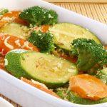 verduras al gratín
