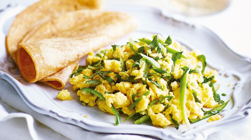 10 Recetas con huevo que amarás