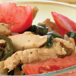 Fajitas de pollo receta clásica