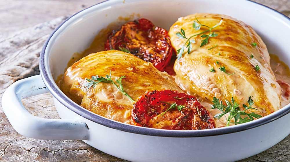 10 Recetas De Pollo Fáciles Que Debes Hacer En La Semana