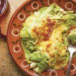 Aprende a preparar unas enchiladas suizas
