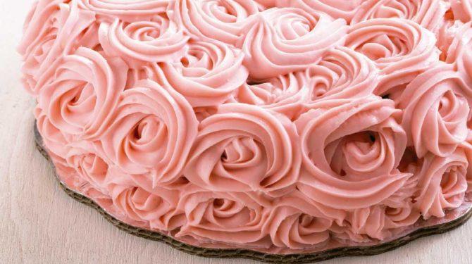pastel-de-rosas