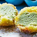bolitas-de-helado-de-te-verde-en-tempura-