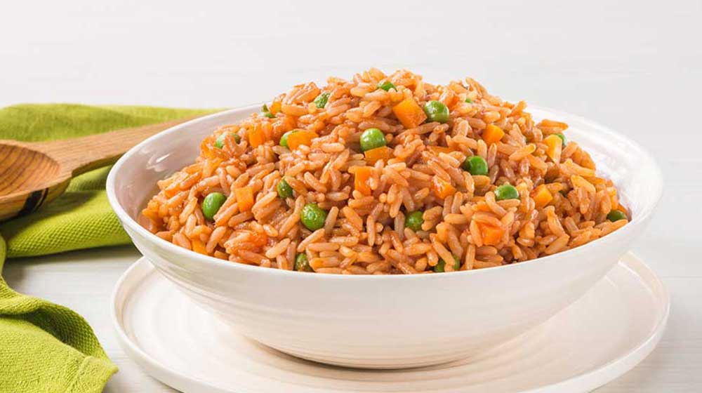 Image result for arroz rojo