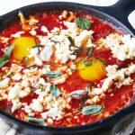 Huevos a la turca