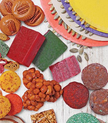 9 dulces típicos para el grito