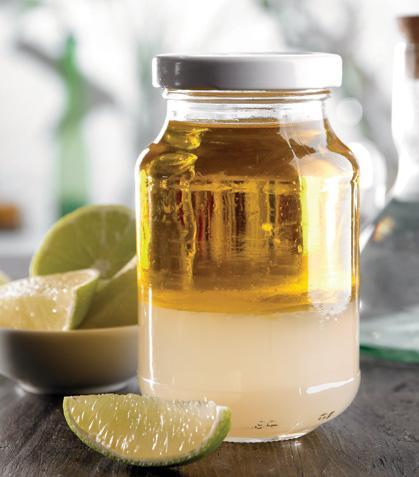 Aderezo de limón y orégano