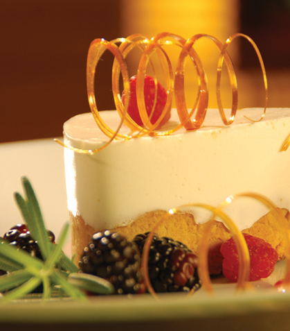 Cheesecake al horno