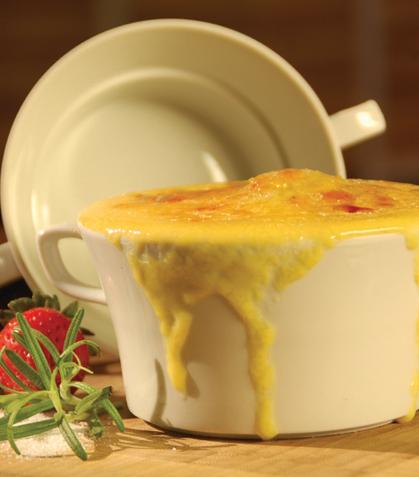 Crème brûlée tradicional