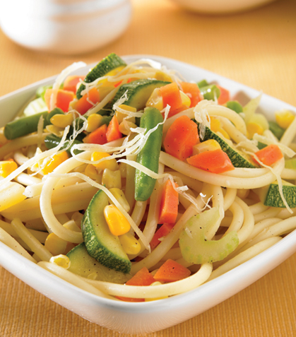 Ensalada minestrone