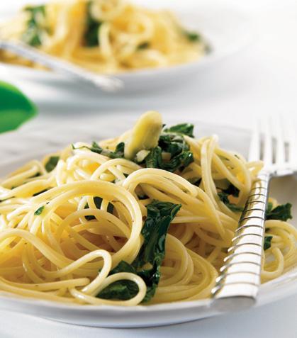 Espagueti florentino