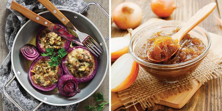 4 Deliciosas ideas con cebolla