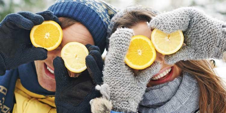 Cómo mantenerte saludable en el invierno