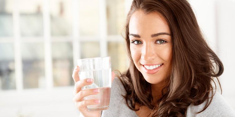 Toma agua para bajar de peso ¡Comprobado!