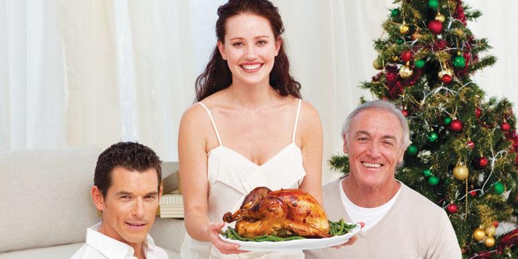Una Navidad más saludable ¡en 8 pasos!