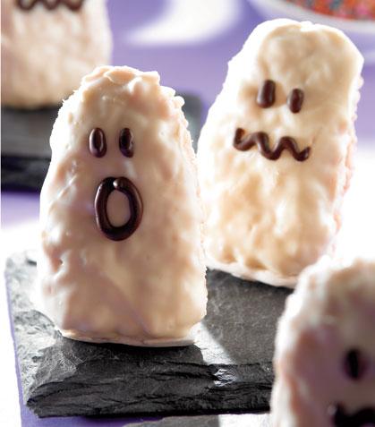 Fantasmas terroríficos