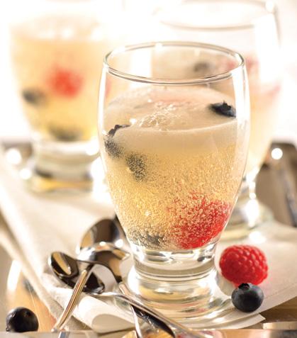 Gelatina de refresco de dieta