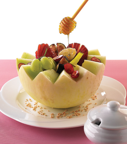 Melones exóticos