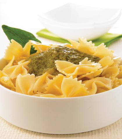 Moñitos en salsa verde