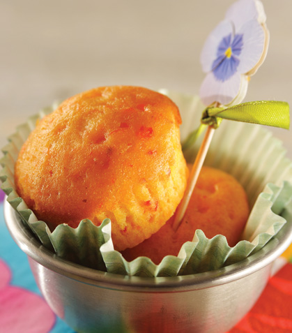 Muffins con calabaza