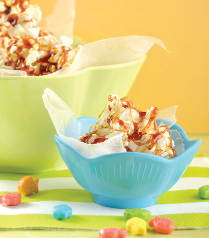 Palomitas saladas con maple
