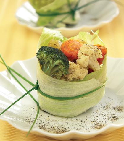 Panache vegetariano