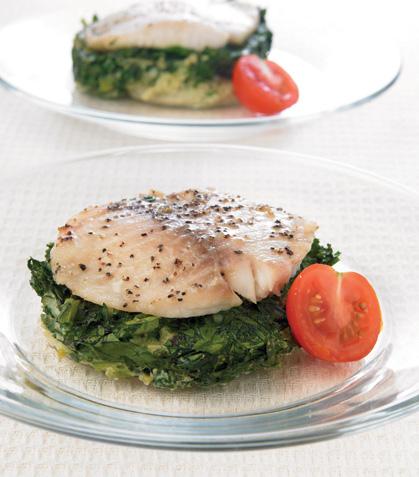 Pastelillos de pescado