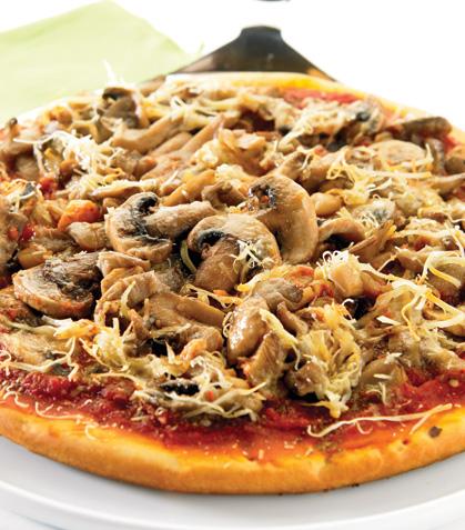 Pizza silvestre