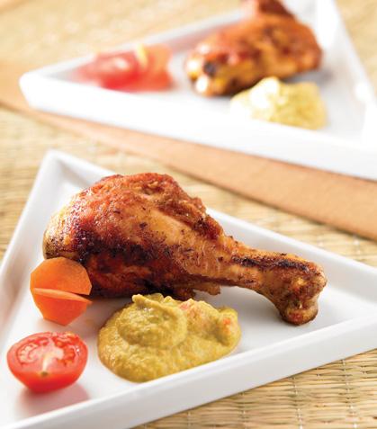 Pollo gourmet