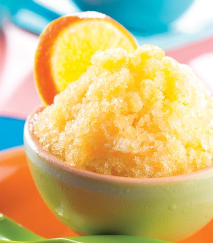 Raspado de mango