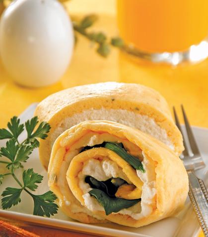 Rollo de desayuno
