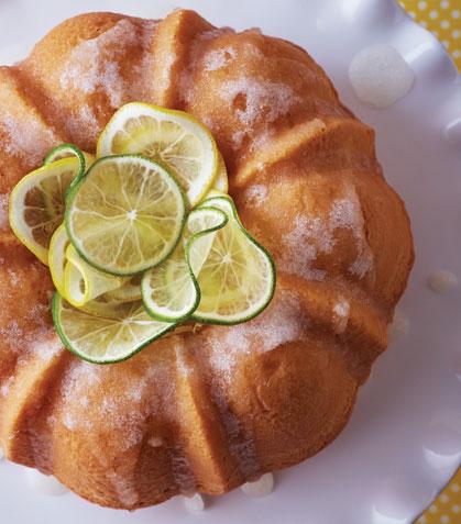 Rosca de limón