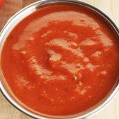 Cómo preparar un puré de tomate natural