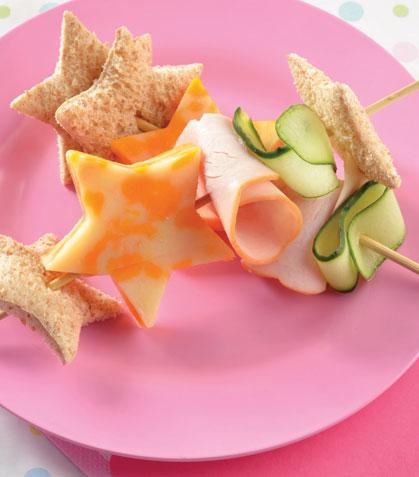 Sándwich estrella