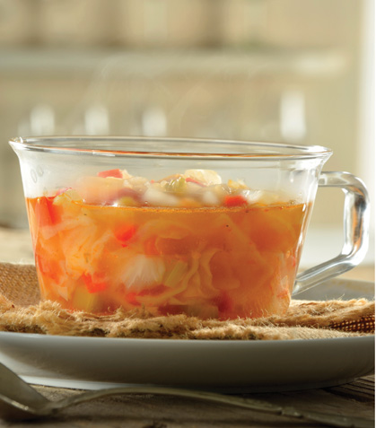 Sopa de col maravilla