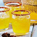 Agua de mandarina con anís estrella