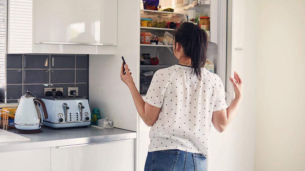 Aprovecha el refrigerador al máximo