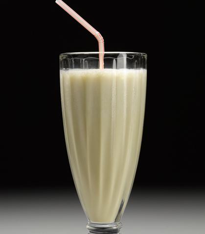 Batido de leche