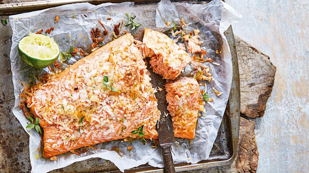 beneficios de comer salmón