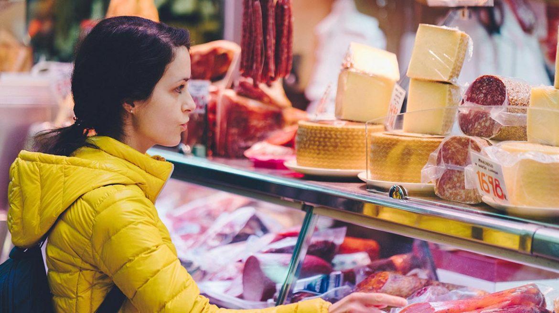 Tips para comprar carnes y lácteos