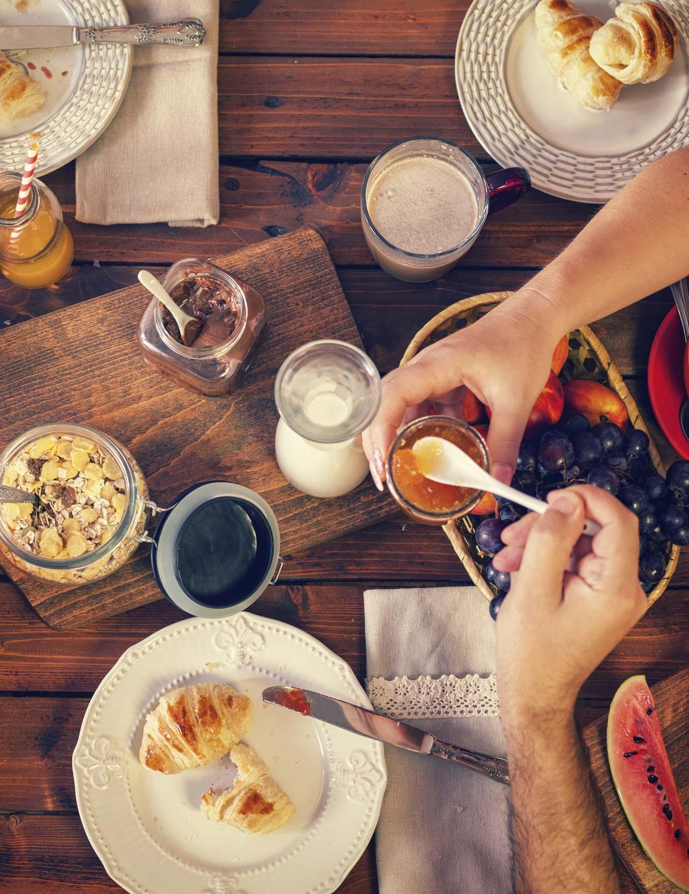 Lo que no sabías sobre la comida casera