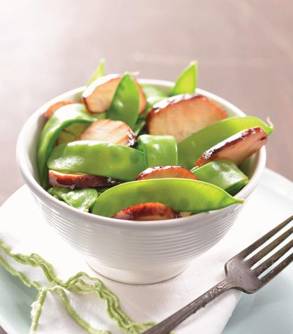 Ensalada oriental de germen de soya