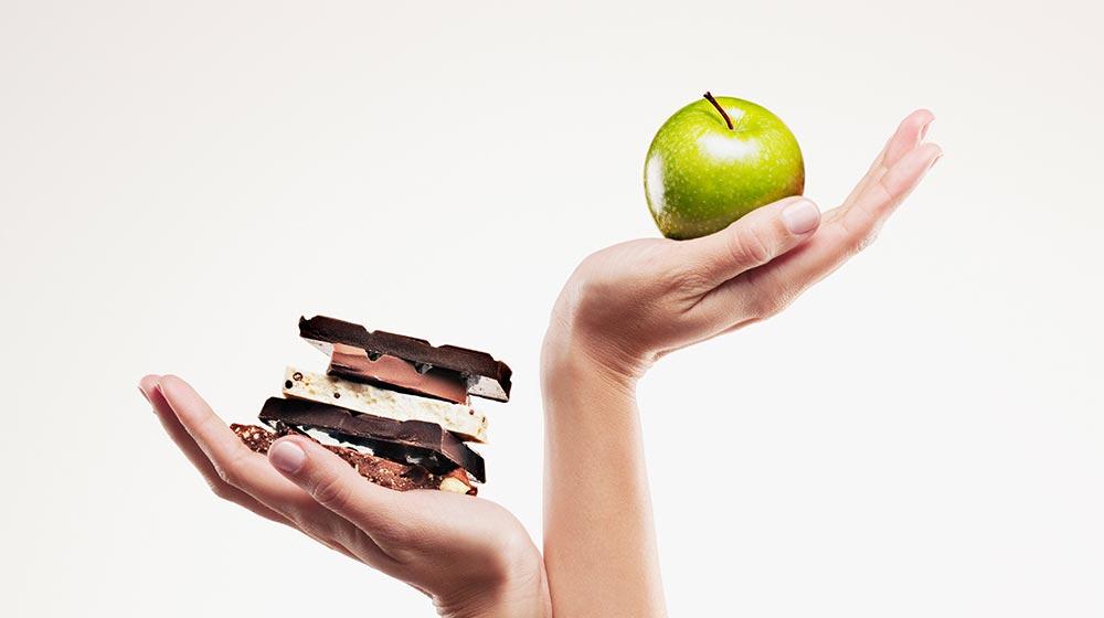 desequilibrio dieta