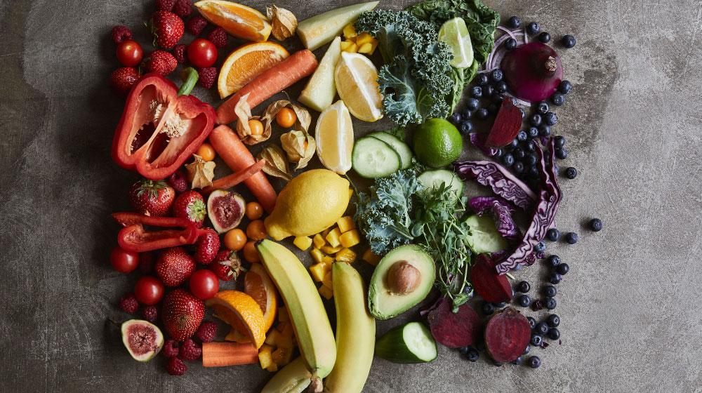 Frutas para jugos naturales