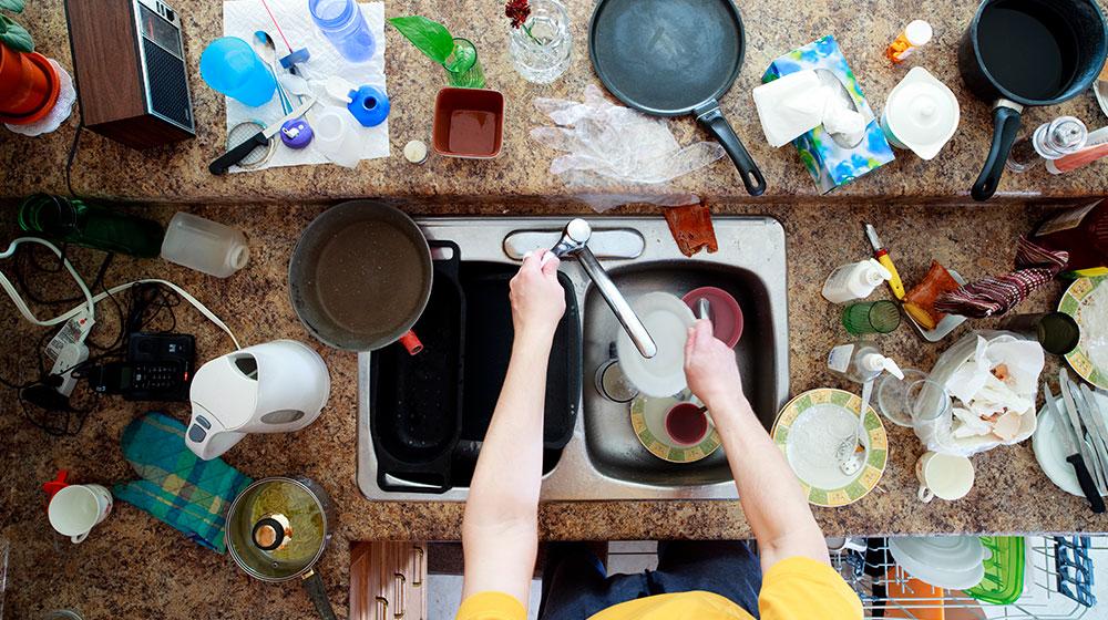 Elimina malos olores en la cocina con estos tips