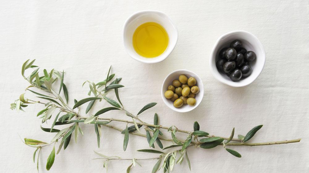 Beneficios de la oliva