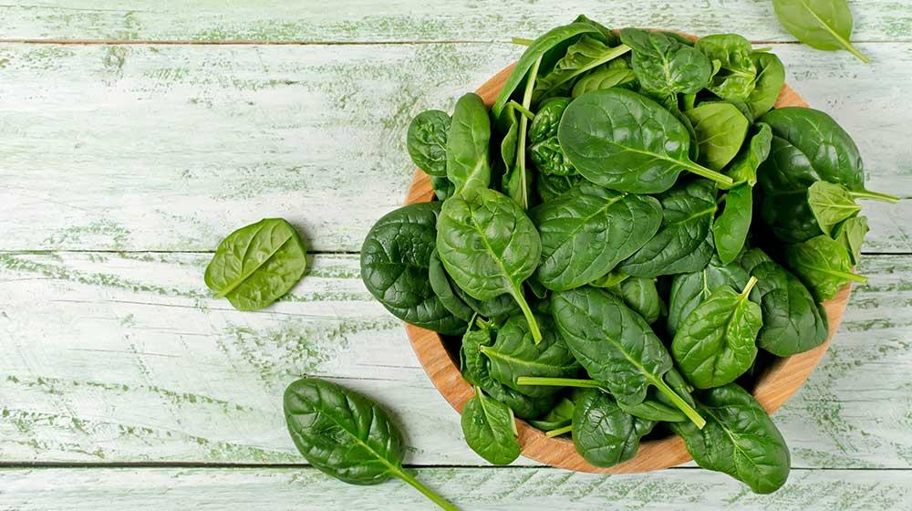 10 Propiedades de la espinaca que no conocías | Cocina Fácil Network