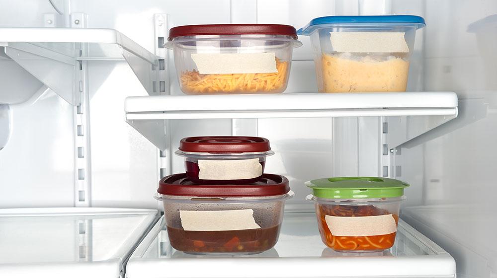 Sobrantes de comida: no los desperdicies