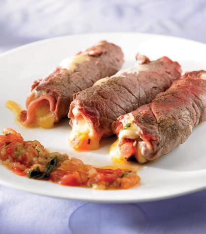 Tacos de ternera