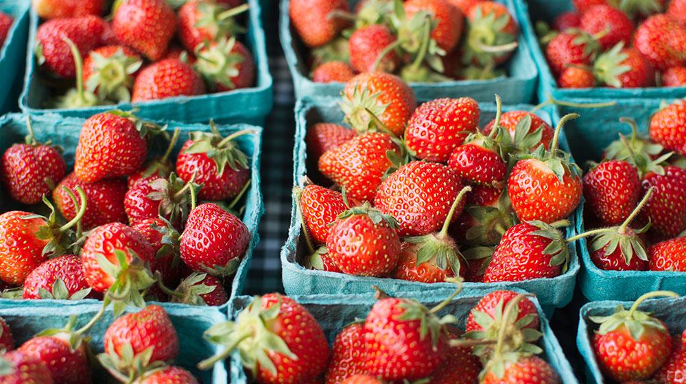 Cómo elegir fresas